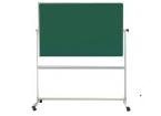 Table scolare verzi pe suport