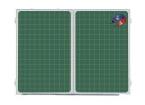 Table scolare triptice liniate